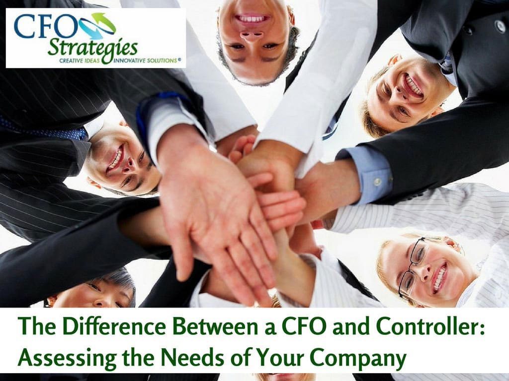 cfo and controller difference